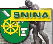 Stránky mesta Snina
